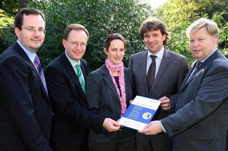 Bürgerstiftung EmscherLippe-Land erhält zum dritten Mal in Folge das Gütesiegel