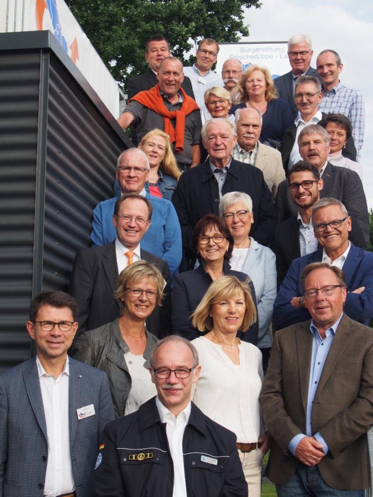 11. Stifterversammlung der Bürgerstiftung EmscherLippe-Land